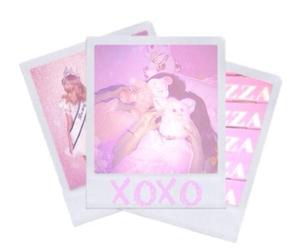 pink and ゆめかわいい image