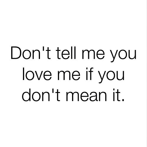 Please, don\'t hurt me in that way... on We Heart It