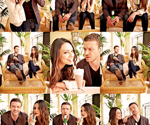 Mila Kunis and friends with benefits image
