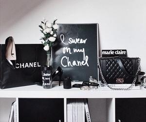bag, chanel, and things image