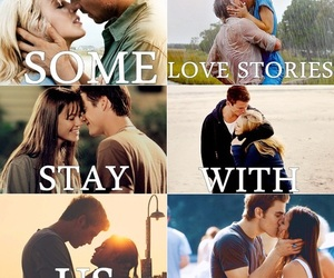 love, forever, and story image