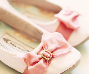 bow, ribbon, and marie antoinette image