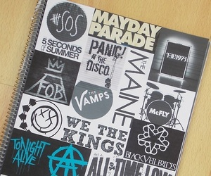 we the kings, imagine dragons, and 5sos image