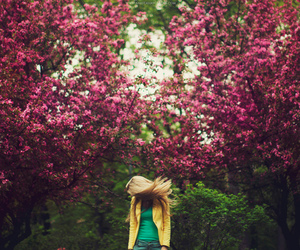 beautiful, colours, and girl image