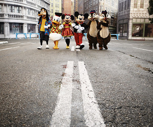 disney, mickey mouse, and happy image