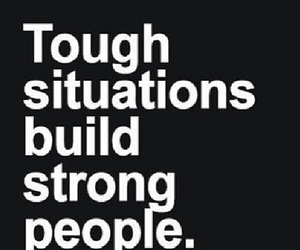strong, people, and tough image