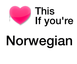 fun, heart, and norway image