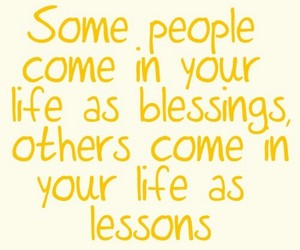 blessing, lesson, and hate image
