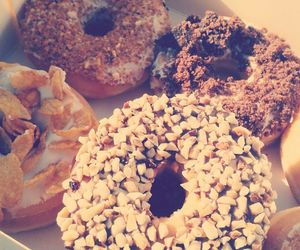 chocolate, donuts, and sweets image