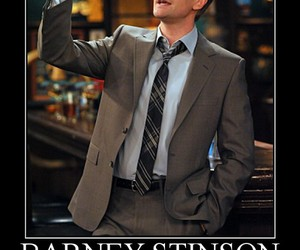 Barney Stinson, how i met your mother, and awesome image