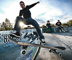boy, guy, and skaters image