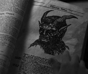 satanic image