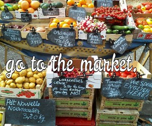before i die, market, and to do image