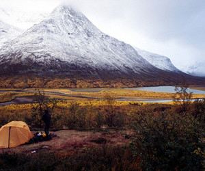 adventure, camp, and lake image