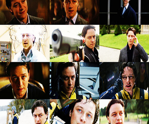 james mcavoy, x-men, and charles xavier image