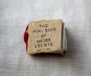 book, event, and life image