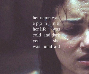 cold, dark, and les miserables image