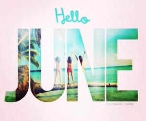 june, quote, and summer image