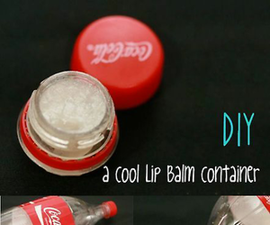 diy, coca cola, and lips image
