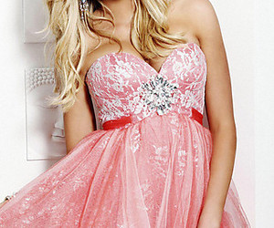 homecoming, pink, and cute image
