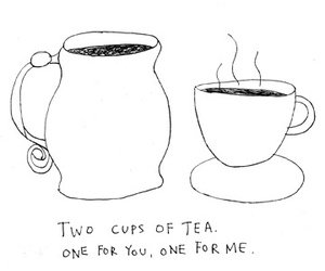 tea, cup, and text image