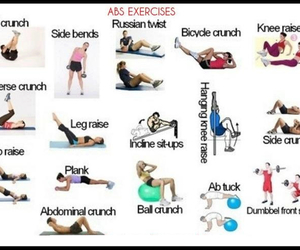 exercise, sport, and summer image