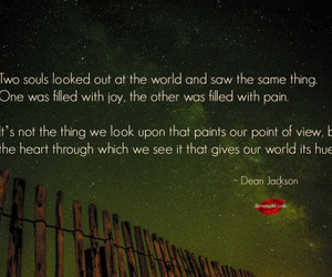 inspirational quotes, soul quotes, and dean jackson poetry image