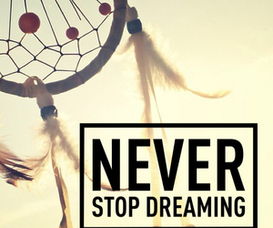 dreamcatcher, dreaming, and never image