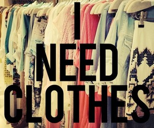 clothes, fashion, and need image