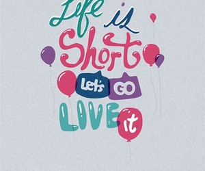 happy, inspiration, and life image