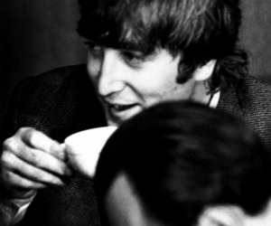 beatle, cup, and handsome image