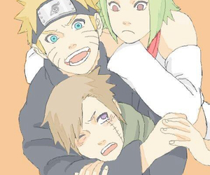 naruto, fuu, and yagura image