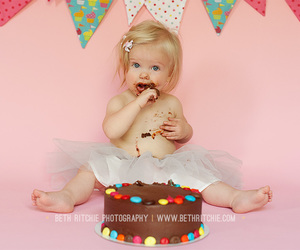 baby, cute, and birthday image