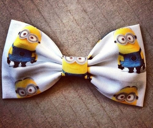 minions, cute, and style image