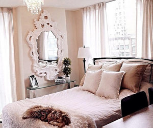 bedroom, chanel, and home image