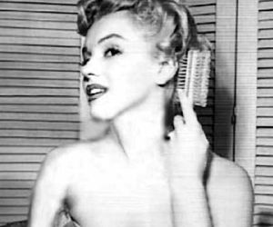 Marilyn Monroe, vintage, and pretty image