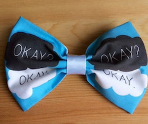 the fault in our stars, tfios, and okay? okay image