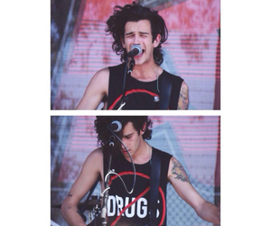 the 1975, matty healy, and matt healy image