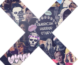 Collage, grunge, and xx image