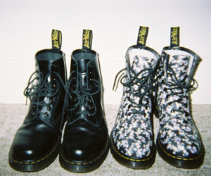 shoes, grunge, and boots image