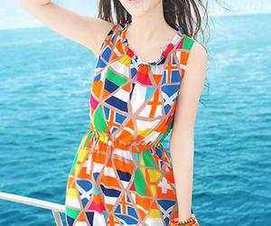 beauty, fashion, and dress on sale for women image