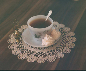 vintage, beautiful, and cup image