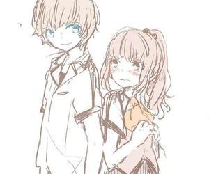 anime, kaname, and sayu image