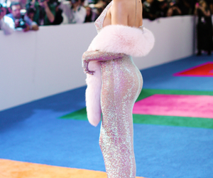 CFDA, gown, and rihanna image