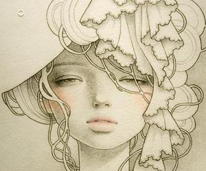 audrey kawasaki, drawing, and art image