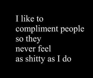 quote, people, and compliment image