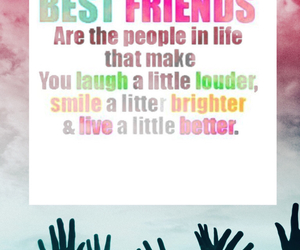best friends, better, and bff image