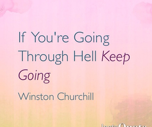don't give up and quotes image
