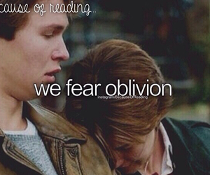 book and the fault in our stars image