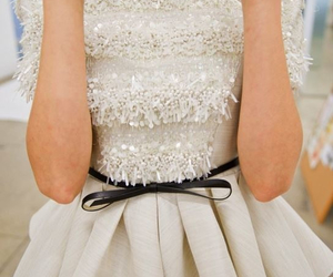 cool, fashion, and white outfit image